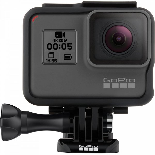 Экшн-камера GoPro HERO5 Black Edition (CHDHX-502) из каталога интернет-магазина Технопарк