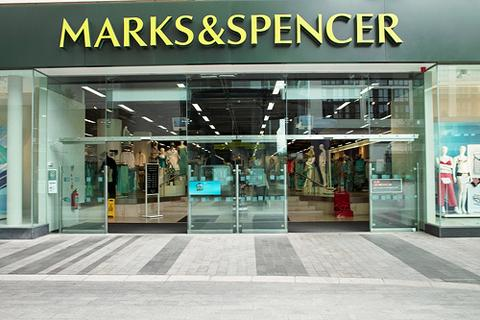 900 магазинов Marks & Spencer